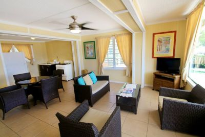 Deluxe Villa 2 Bedroom Beachfront